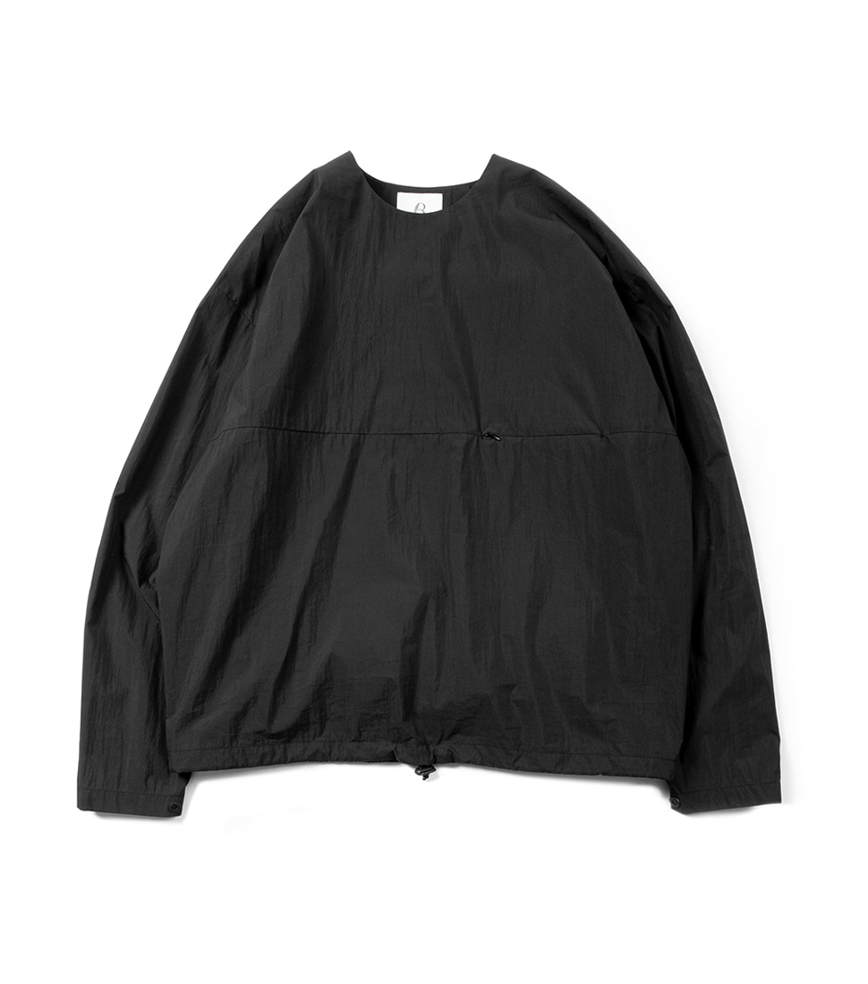 Light Pullover - Black