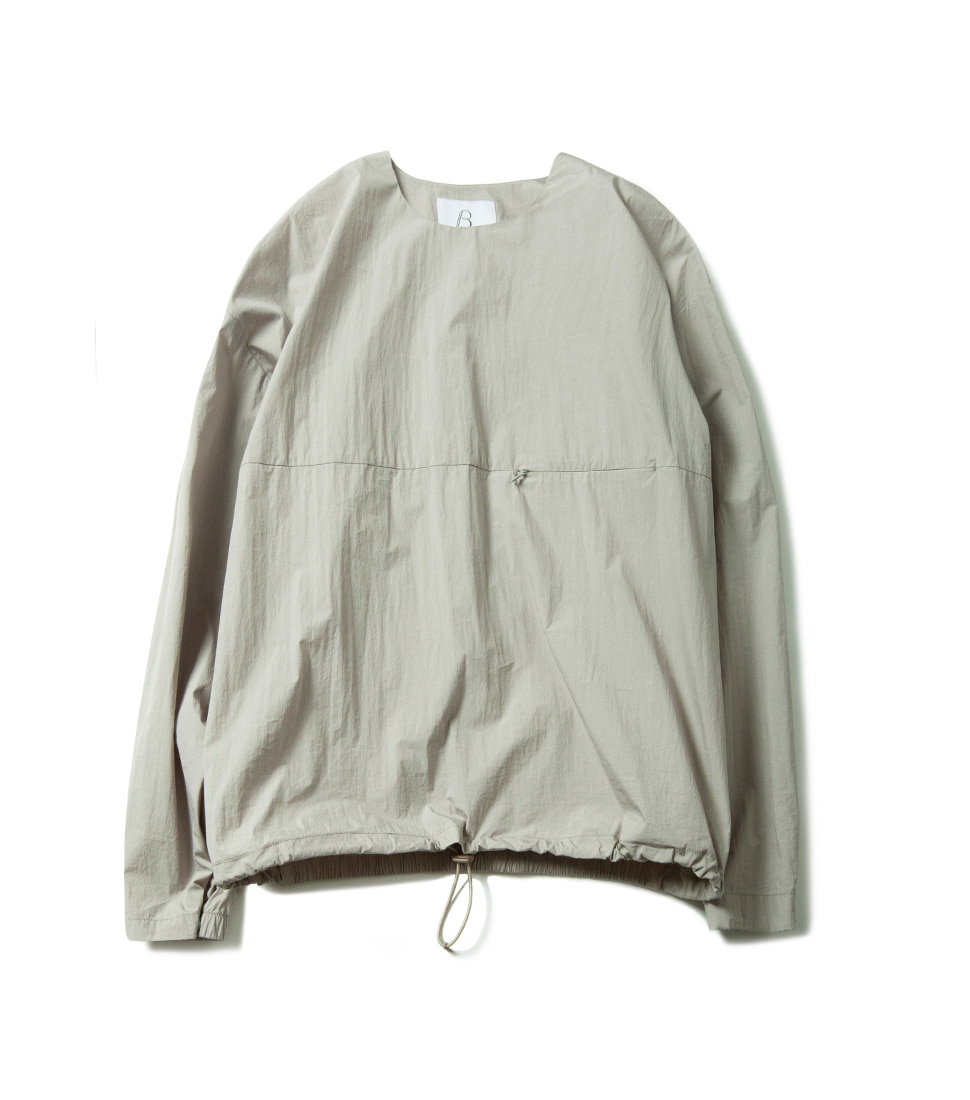 Light Pullover - Light Grey